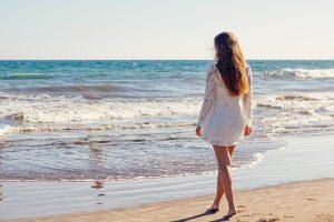 Jana am Meer